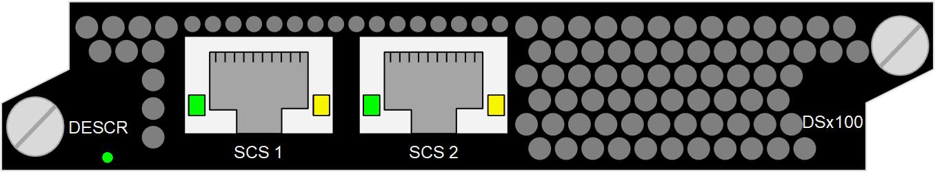 Bulk Descrambler DSx100, 2000 services / 6 Gbit/s, DVB-CSA v1 (48-bit), DVB-CSA v2 (64-bit), AES (128-bit)