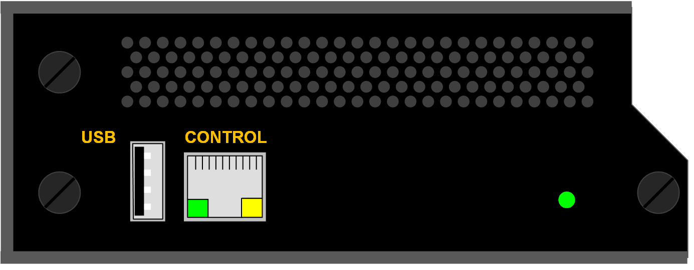 Switch Module with Management for XC 5100