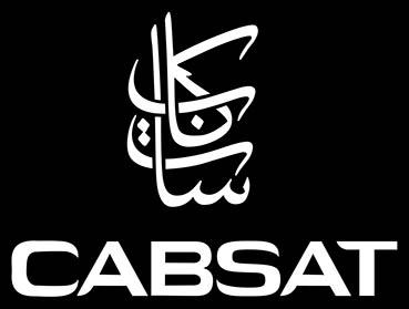 CabSat Dubai Logo